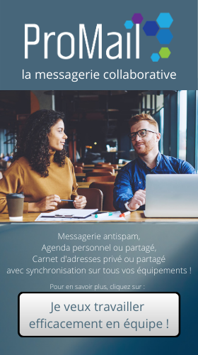 ProMail : La messagerie collaborative par Lemnia